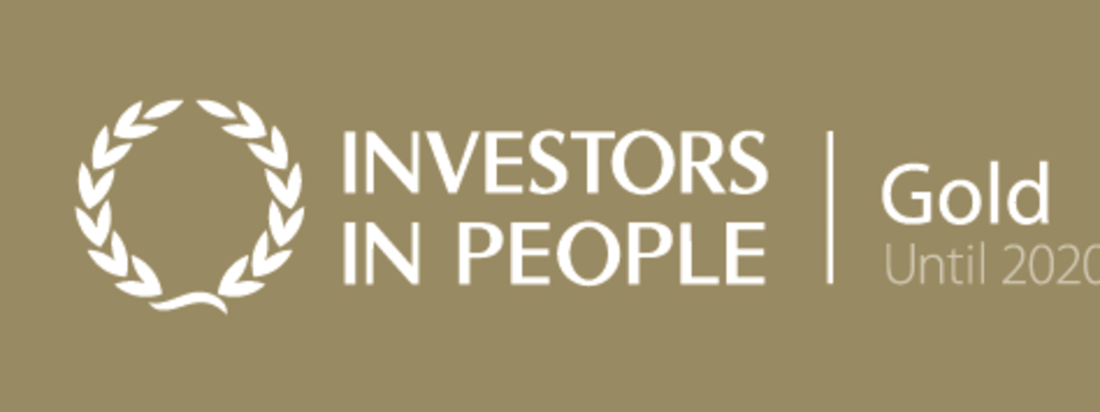 Investors in People Gold award for CCP